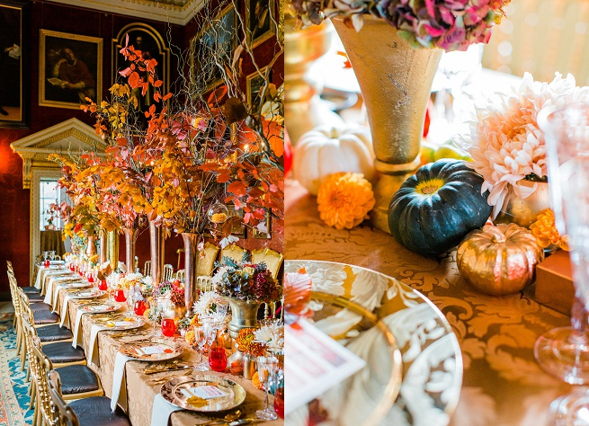 Chiswick House | Autumn Themed Event | Kelly Chandler Consulting