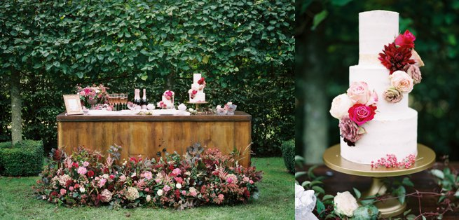 Wedding cake   Exterior Warmwell House   Kelly Chandler Consulting