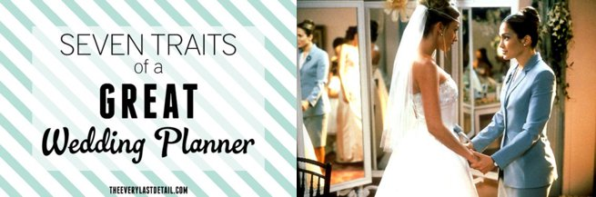 Bride and wedding planner holding hands | Kelly Chandler Consulting