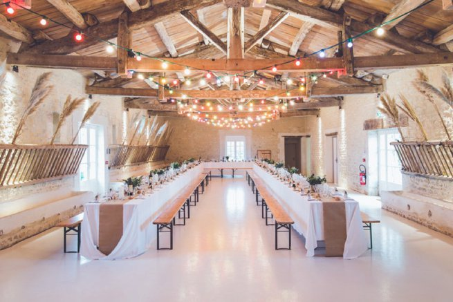 Rustic chic barn style wedding | Kelly Chandler Consulting