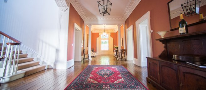 Hallsannery House Hallway | Kelly Chandler Consulting